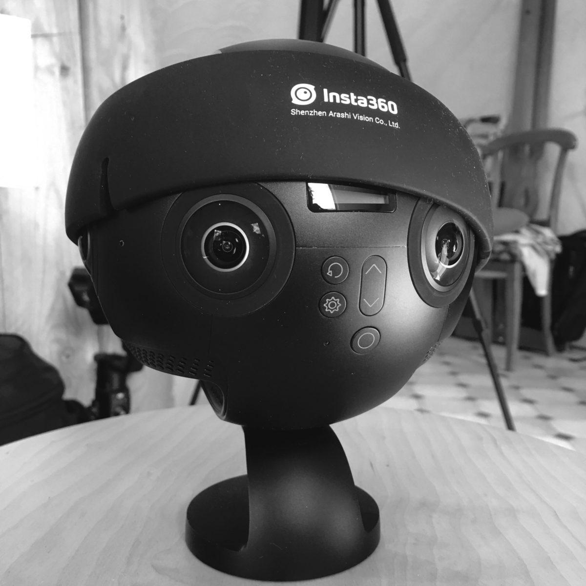 Vidéo immersive / 360°